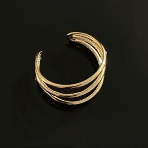 ✨Solid 10K Gold Adjustable Elegant Ring/toe ring
